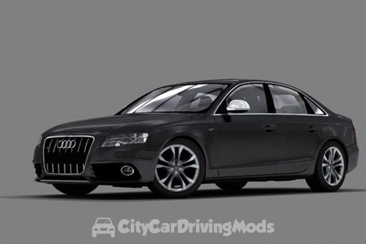 Audi S4 2010 – City Car Driving Mods Place, Ccdmods download