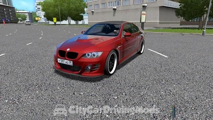 Bmw M3 E92 City Car Driving Mods Place Ccdmods Download