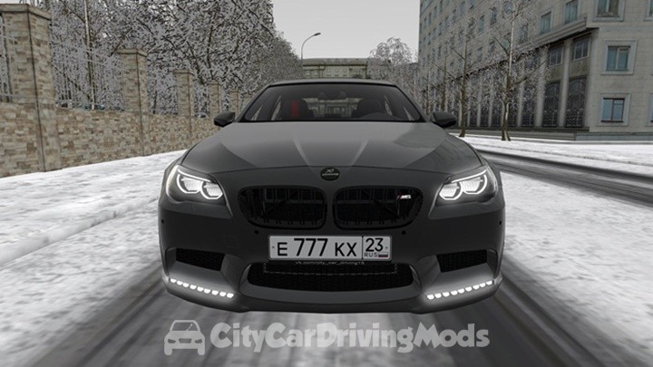 Bmw M5 F10 Hamann Tuning City Car Driving Mods Place Ccdmods Download