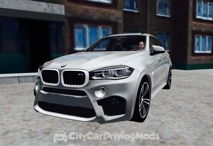 Bmw X6 M F86 City Car Driving Mods Place Ccdmods Download