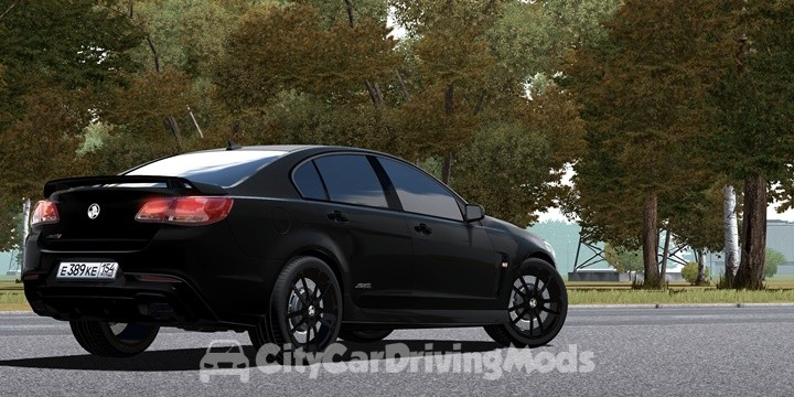 Holden Commodore SS-V Redline (VF) 2014 – City Car Driving