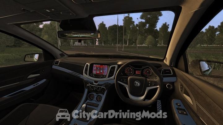HSV GTS Maloo 2014 – City Car Driving Mods Place, Ccdmods