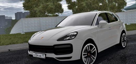 41fcc2017b4 Porsche Cayenne Turbo 2019. Porsche Cayenne Turbo 2019 for City Car Driving  ...
